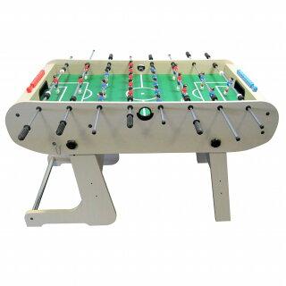 本格派!テーブルサッカーサッカーゲームHFT-5N重量約49kg大型配送品フーズボールテーブル・フットボール