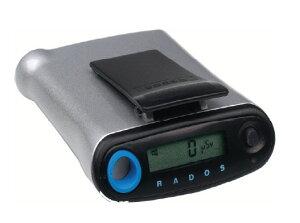 現場作業者にも利用されている個人電子線量計計測器にも警報機にもなり小型で超高性能!放射線...