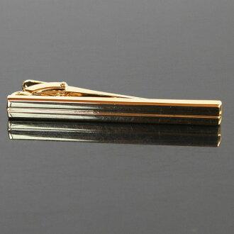 領帶別針(領帶夾)黄金線領帶夾(領帶別針)10P03Dec16人氣的領針領帶夾領帶別針