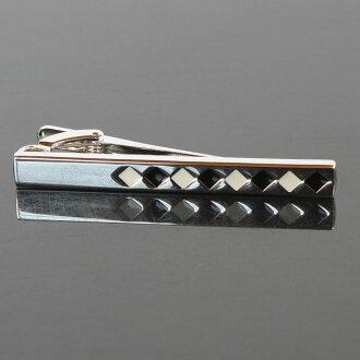 領帶別針(領帶夾)黑色模式領帶夾(領帶別針)10P03Dec16人氣的領針領帶夾領帶別針