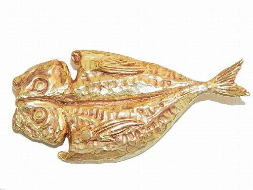パルナートポック ブローチ 魚