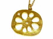 パルナートポック ネックレス ロータスルート ブラフシューペリア レンコン アクセサリー ジュエリー プレゼント ベジタブル ユニーク