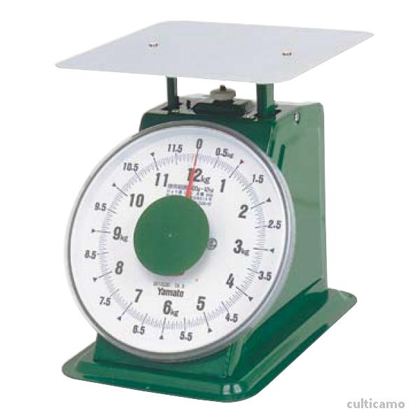 【業務用厨房機器厨房用品専門店】 【計量器】 【重量計】 (平皿付) フジ 上皿自動ハカリ 【測量器】 20kg デカO型