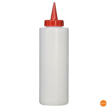 ディスペンサー 270cc 赤/白 BDI-02[関連:遠藤商事 業務用 調理小物 調味料入れ ボトル 容器 ケチャップ マスタード マヨネーズ ドレッシング]