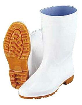 弘進ゴム 白長靴 ゾナG3 耐油性 23.5cm SNG-10[関連:業務用 長靴 耐油 抗菌 防滑 防カビ 調節可能履口]