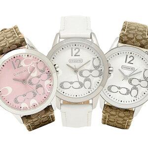 e59280a8efb8 価格:14,800円(税込)送料込. 【送料無料】COACH コーチ NEW CLASSIC SIGNATURE クラシック シグネチャー 海外モデル レディース  腕時計 ...