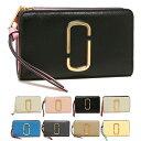 マークジェイコブス 財布 二つ折り財布 スナップショット レディース MARC JACOBS M0014281 M0013356