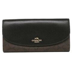 「COACH(コーチ)」の定番レディース長財布