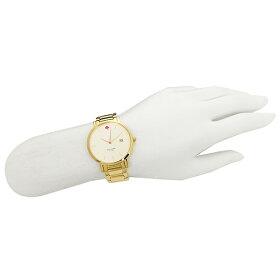 ケイトスペード腕時計KATESPADE1YRU0009ゴールド