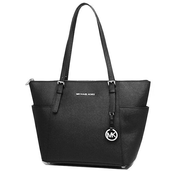 Michael Kors Bag Lady 30f2sttt8l 001 Jet Set Item Ew Tz Tote Black