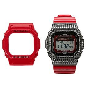 カシオCASIO時計腕時計メンズカシオ時計メンズCASIOGLX-5600-4DR-BWG-SHOCKG-ショックG-LIDEG-ライドCASIOCUSTOM腕時計ウォッチレッド/ホワイト