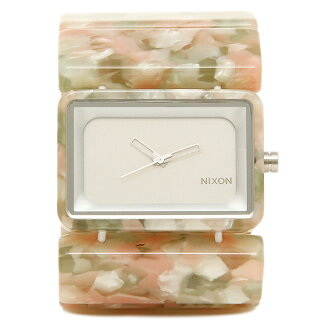 Nixon watches ladies NIXON A7261539 THE VEGA MINT JULEP Vega Mint Gere watch watch multicolor