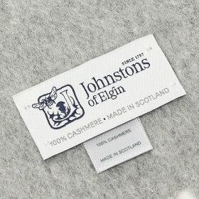 ジョンストンズマフラーJohonstonsWA000016CASHMEREPLAINSSCARFカシミア100%ストール