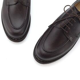 パラブーツPARABOOTメンズパラブーツParabootシャンボードビジネスシューズメンズ靴710707CHAMBORDシューズCAFE