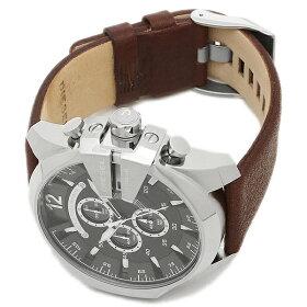 ディーゼルDIESEL時計腕時計メンズディーゼル時計メンズDIESELDZ4290MEGACHIEFメガチーフ10気圧防水腕時計ウォッチブラウン/グレー