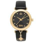 ヴィヴィアンウエストウッド 時計 レディース VIVIENNE WESTWOOD VV108BKBK TRAFALGAR 腕時計 ウォッチ ブラック