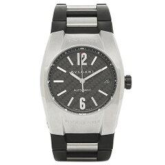 ブルガリ 時計 メンズ BVLGARI EG35BSVD エルゴン 腕時計 ウォッチ シルバー/ブラック/カーボンブラック【new0226】【ブランド】【RCP】【5,400円以上で送料無料】【通販】【楽ギフ_包装】【父の日ギフト】