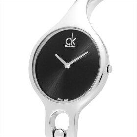 カルバンクライン時計メンズCALVINKLEINK1N23102エアー腕時計ウォッチシルバー/ブラック