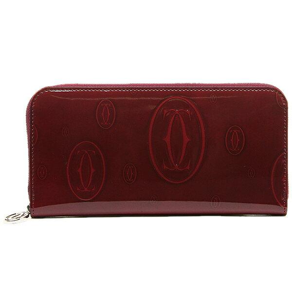 bd47fce8b130 『Cartier』カルティエからハッピーバースデイラインの長財布が入荷しました?C2ロゴがランダムに配置されたパテントレザーが高級感溢れるデザイン。