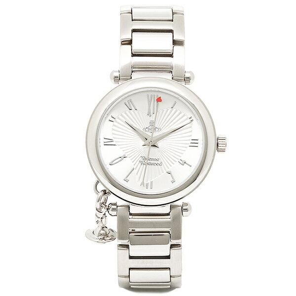 ヴィヴィアン腕時計ヴィヴィアンウエストウッドVV006SLシルバー