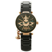 ヴィヴィアン 腕時計 ヴィヴィアンウエストウッド VV067RSBK ブラック