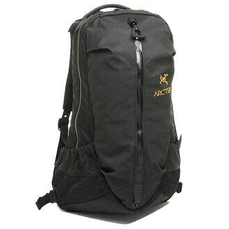 Arc'Teryx ARCTERYX arrow 22 backpack 6029 ARRO22 gender unisex backpack Black BLACK ARCTERYX