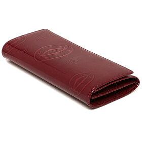 カルティエCartier財布長財布カルティエ財布CARTIER長財布二つ折り長財布L3001281ボルドー