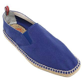 研究耶魯 Castaner 高坡男裝 kastan 耶魯高坡男裝 Castaner 喬納森帆布 600 經典帆布滑鞋電動藍色