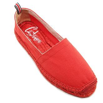 研究耶魯 Castaner 高坡 kastan 耶魯高坡婦女 Castaner 金顏色塊畫布 600 滑鞋橘紅色