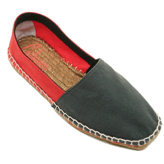 研究耶魯 Castaner 高坡 kastan 耶魯高坡婦女 Castaner ONDA 顏色扭曲帆布 600 滑鞋木炭,紅色橙色