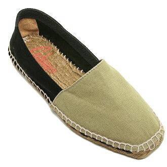 研究耶魯 Castaner 高坡 kastan 耶魯高坡婦女 Castaner ONDA 顏色扭曲帆布 600 滑鞋砂/黑