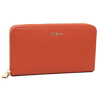 FURLA FURLA purse wallet FURLA FURLA 777356 PN08 B30 V16 MP2 BABYLON BABYLON XL ZIP AROUND wallets wallet MAPLE