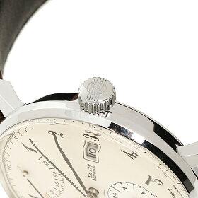 ツェッペリンZeppelin時計腕時計メンズツェッペリン時計メンズZEPPELIN70604LZ129ヒンデンブルグ自動巻腕時計ウォッチブラウン/ホワイト