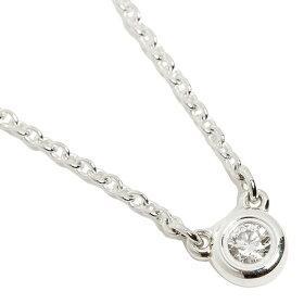 ティファニーTIFFANY&Co.ネックレスアクセサリーティファニーTIFFANY&Co.24944395ダイヤモンドバイザヤード16INペンダントシルバー