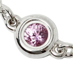 ティファニーTIFFANY&Co.ブレスレットティファニーブレスレットTIFFANY&Co.25392906カラーバイザヤードピンクサファイヤ7inシルバー/ピンク