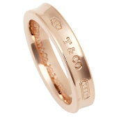 ティファニー TIFFANY & Co. リング 指輪 ティファニー リング TIFFANY&Co. 30637836 30637909 30637712 30637968 30637674 30637992 1837 ナローリング RUBEDO 指輪 ローズゴールド
