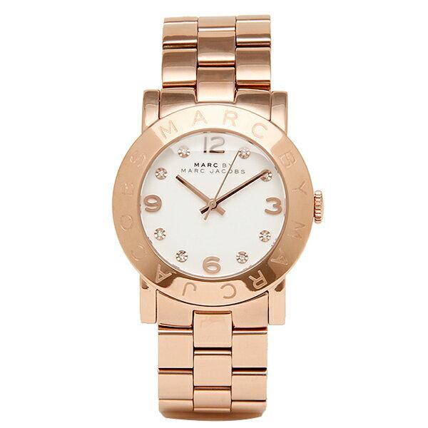 7eb7a6c3806c ... 腕時計 マークバイ マークジェイコブス 時計 レディース MBM3077 AMY クオーツ ホワイト/ピンクゴールド:ブランドショップ  AXES. 7eire31040688304857-pf01- ...