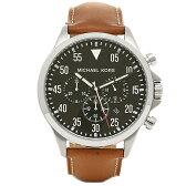マイケルコース 腕時計 MK8333 ブラックブラウン