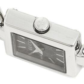 グッチGUCCI時計腕時計グッチ時計レディースGUCCIトルナヴォー二ウォッチ/腕時計YA120513シルバー/ブラック