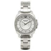コーチ 腕時計 レディース COACH 14501699 BOYFRIEND MIN ボーイフレンドミニ 時計/ウォッチ シルバー