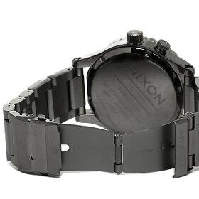 ニクソン腕時計THE51-30NIXONA0571235フィフティーワンサーティALLGUNMETALオールガンメタルTIDEタイドメンズ/レディースウォッチスティールグレー