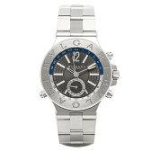 ブルガリ BVLGARI 時計 腕時計 メンズ ブルガリ 時計 メンズ BVLGARI DG40C14SSDGMT ディアゴノ 腕時計 ウォッチ シルバー