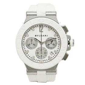 ブルガリBVLGARI時計腕時計ブルガリ時計レディースBVLGARIDG40WSWVDCH11ディアゴノ腕時計ウォッチホワイトシルバー