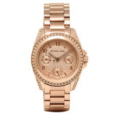 マイケルコース 時計 レディース MICHAEL KORS MK5613 BLAIR 腕時計 ウォッチ ピンクゴールド