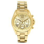 マイケルコース 時計 レディース MICHAEL KORS MK5798 BRADSHAW 腕時計 ウォッチ イエローゴールド