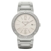 ブルガリ 時計 メンズ BVLGARI BB42WSSDAUTO ブルガリブルガリ 自動巻き 腕時計 ウォッチ ホワイト/シルバー