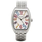 ドルチェセグレート 時計 メンズ DOLCE SEGRETO TN100SVRB 腕時計 ウォッチ ホワイト/シルバー