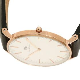 ダニエルウェリントン時計メンズ/レディースDanielWellington0508DWDW0010003636mmCLASSICクラシック腕時計レザーベルトSHEFFIELD/ROSEGOLDローズゴールド