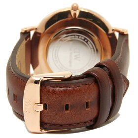 ダニエルウェリントン時計メンズ/レディースDanielWellington0507DWCLASSIC36mm腕時計レザーベルトウォッチSTANDREWS/ROSEGOLDローズゴールド