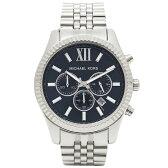 マイケルコース 腕時計 MICHAEL KORS MK8280 シルバー ブルー